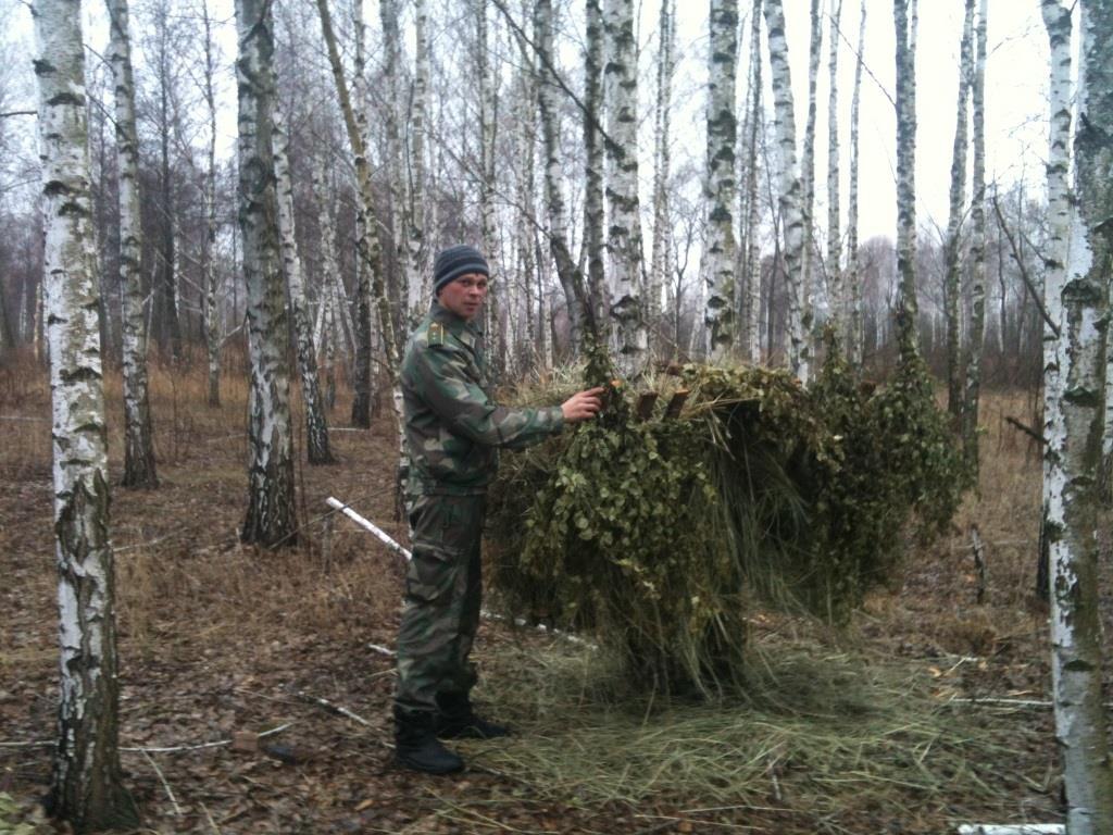 У природному заповіднику «Древлянський» браконьєри напали на працівника служби державної охорони природно-заповідного фонду