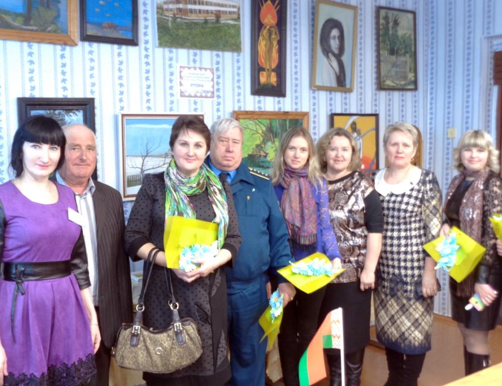 Працівники природного заповідника «Древлянський» з дружнім візитом відвідали Білорусь