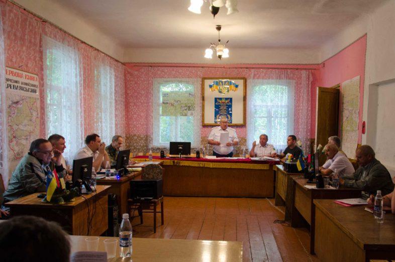 7 липня в природному заповіднику «Древлянський» відбулося чергове засідання науково-технічної ради