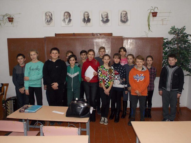 Пізнавальна вікторина для учнів Народицької гімназії.
