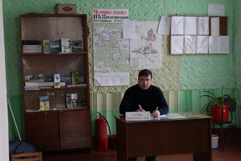 Працівники Мотійківського відділення перейшли в нове приміщення.