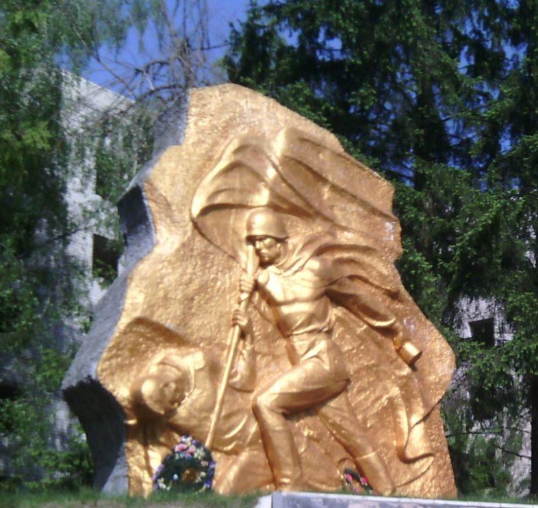 Участь  заповідника «Древлянський» в упорядкуванні пам'ятників