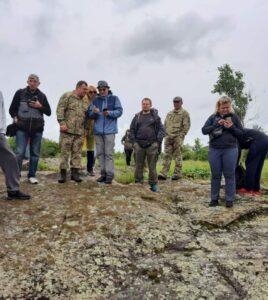 Завітали учасники Клубу екологічно – природознавчого туризму «Добре поїхали»