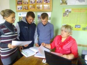 Співпраця з учнями