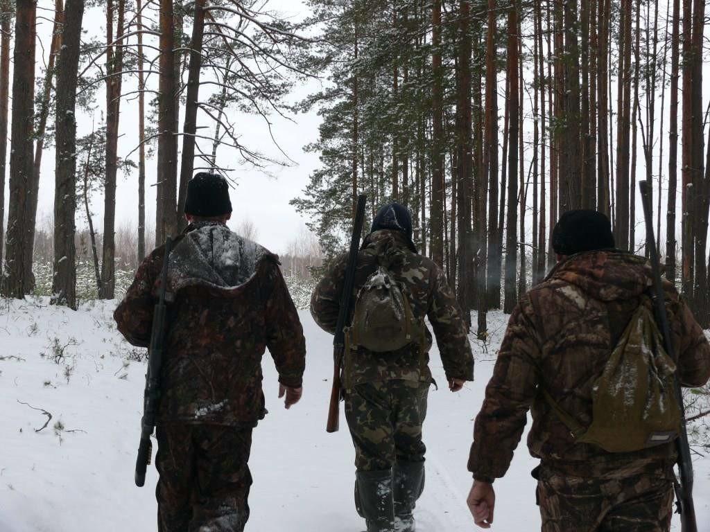 Природоохоронці заповідника «вполювали» тріо браконьєрів