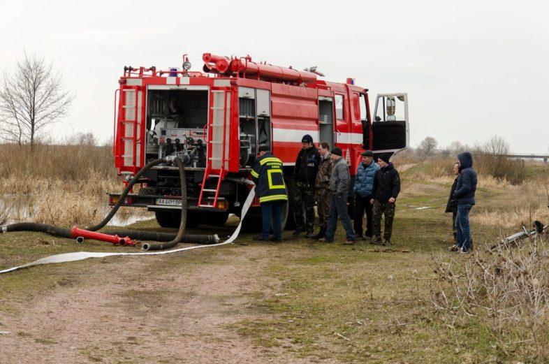 Підготовка до пожежонебезпечного періоду.