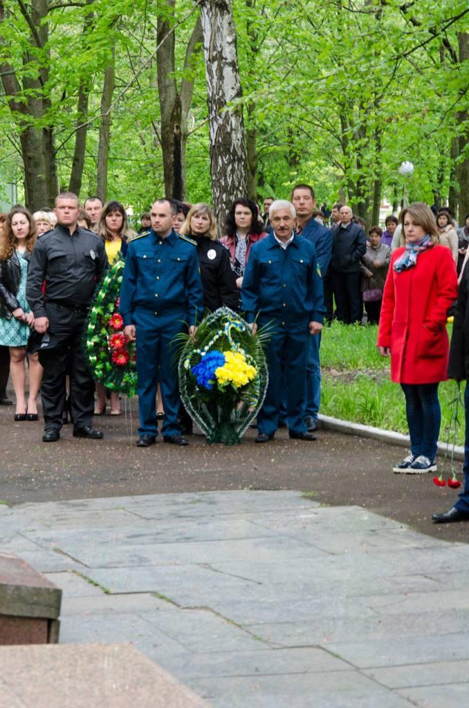 Працівники ПЗ «Древлянський» відзначили День перемоги над нацизмом у Другій світовій війні