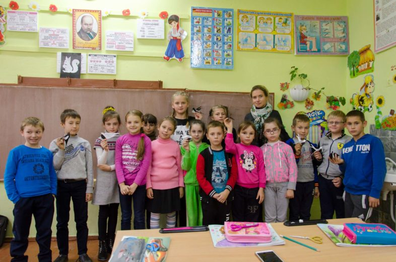 Працівники ПЗ «Древлянський» відвідали Народицьку гімназію.
