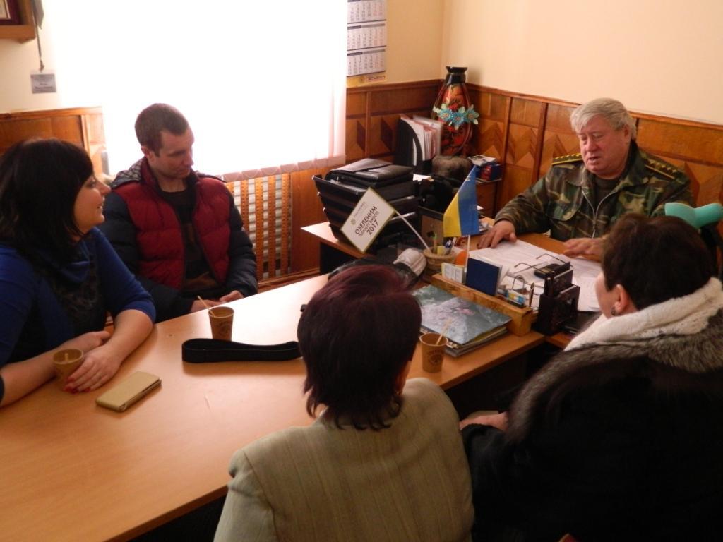Приїхали за досвідом – підписали договір про співпрацю