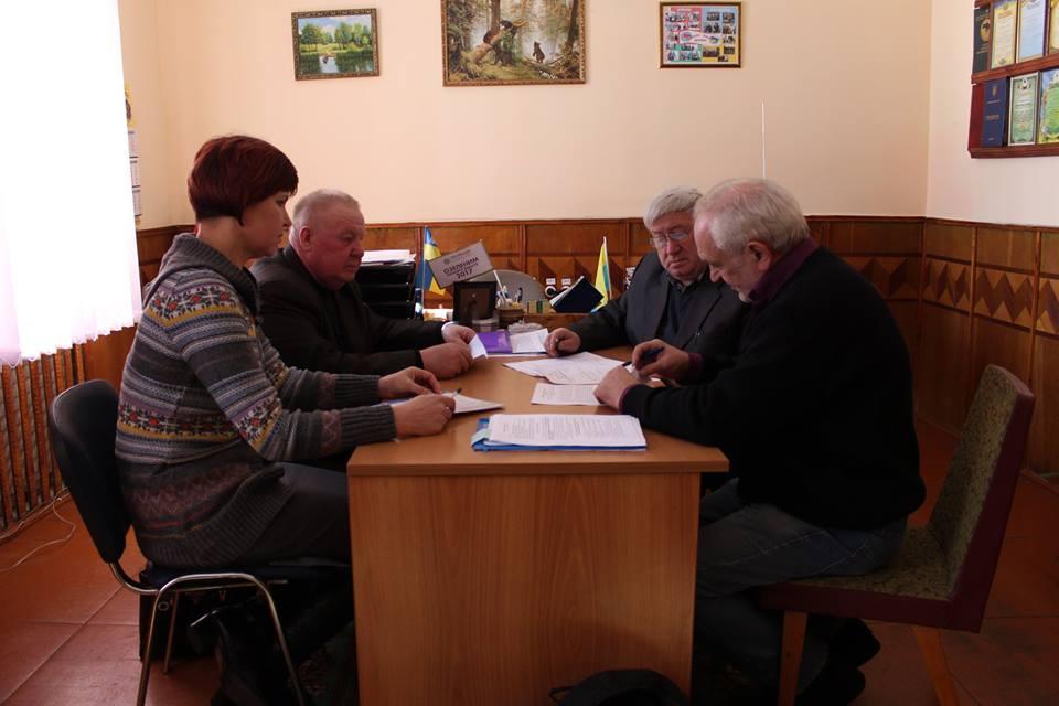 До природного заповідника «Древлянський» завітали викладачі Малинського лісотехнічного коледжу.